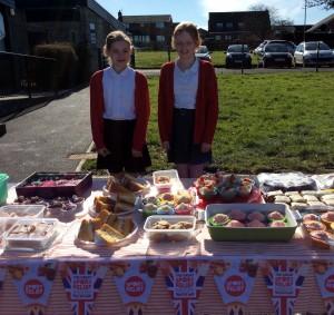 Nicole and maisy cake sale