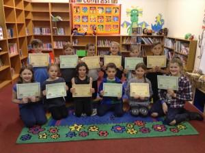 Year 6 Librarians