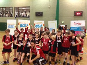 Silver Medallists!!