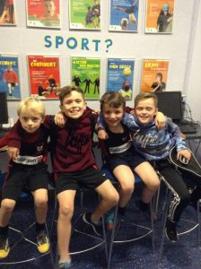 Table Tennis Boys Normal